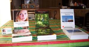 Book display practice